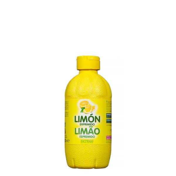 Limón exprimido Hacendado | Mercadona compra online
