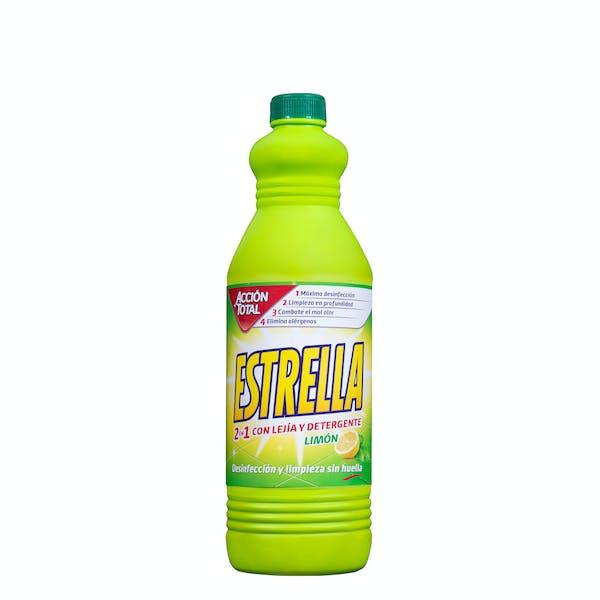 Lejía con detergente Estrella limón | Mercadona compra online